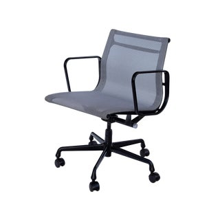 Herman Miller Eames Aluminum Group Mesh Task Chair For Sale