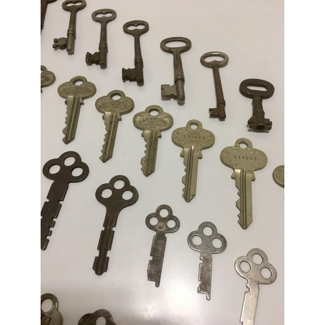 Collection of Antique Keys - Set of 75 - Image 6 of 9