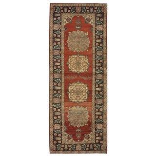 Vintage Persian Khalkhal Rug - 3′8″ × 10′3″ For Sale