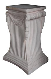 Image of Plaster Pedestals and Columns
