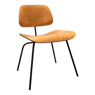 Early Production Eames Mid-Century Dcm Chair