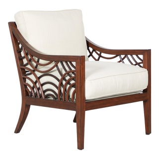 David Francis Modern Lounge Chair For Sale