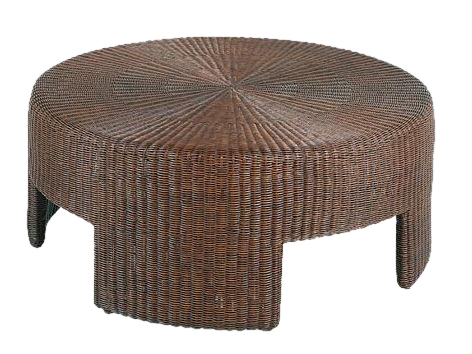 New Coffee Table with Pull Out Ottomans
