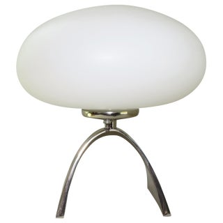Laurel Mushroom Lamp Arch Base For Sale