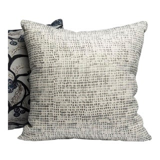Seattle Soapstone Pillow For Sale