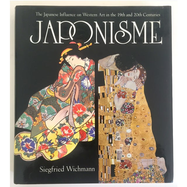 """ Japonsime Japanese Influence on Western Art "" Vintage 1985 Large Collector Art Book For Sale - Image 11 of 11"