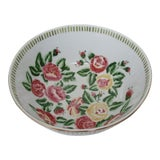 Image of Chinese Porcelain Serving Bowl For Sale