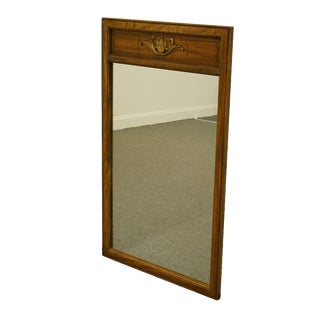 American of Martinsville Italian Neoclassical Dresser / Wall Mirror For Sale