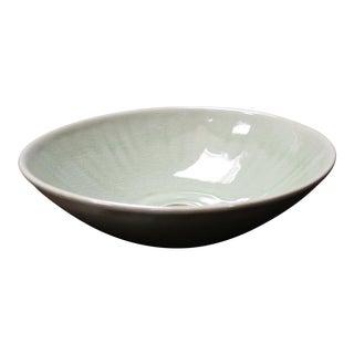 Celedon Porcelain Sink Basin For Sale