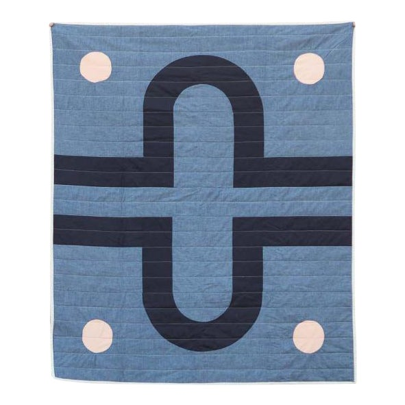 Rimrock Crib Quilt - Image 1 of 5