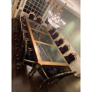 Custom Designed Dining Room Table and Chairs Preview
