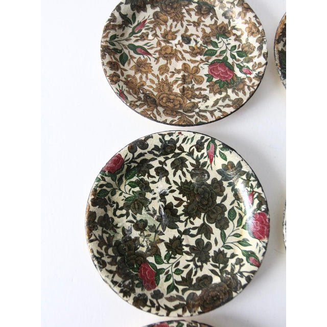 Vintage Highmount Quality Coasters Box Set For Sale - Image 11 of 14