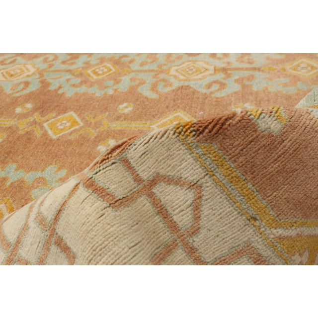 """2010s Classic Hand-Knotted Rug, 8'6"""" X 11'1"""" For Sale - Image 5 of 6"""