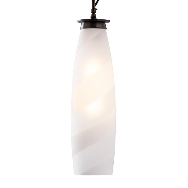 Reng Tourbillion Pendant Light For Sale