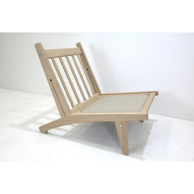 Hans Wegner Mid-Century Modern Chair GE-370 - Image 9 of 11
