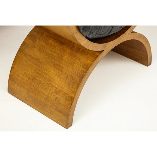 Curule Benches by Jay Spectre (Set of 4) For Sale - Image 9 of 13