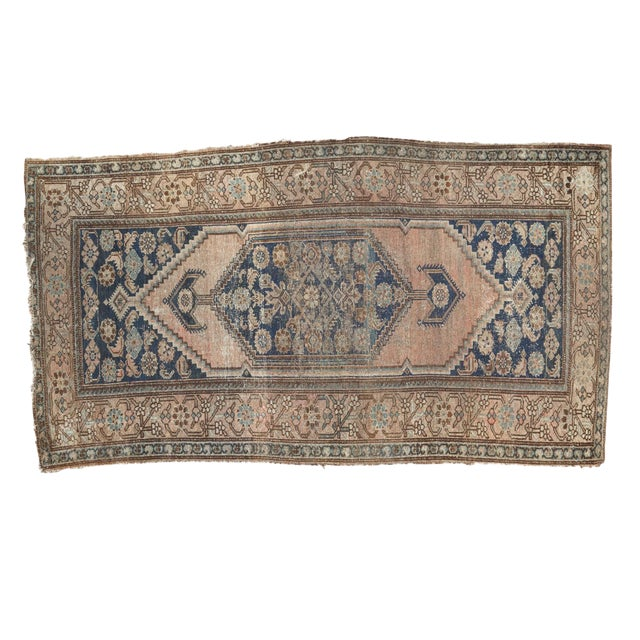 """Antique Malayer Rug - 3'8"""" x 6'4"""" For Sale"""