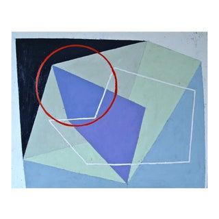"Jeremy Annear ""Random Geometry V"", Painting For Sale"