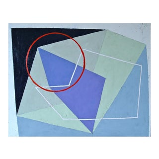 "Jeremy Annear ""Random Geometry V"", Painting For Sale"