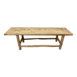 18th Century Century Farmhouse Work Table For Sale