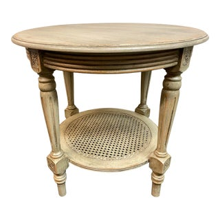 Shabby Chic Side Table For Sale