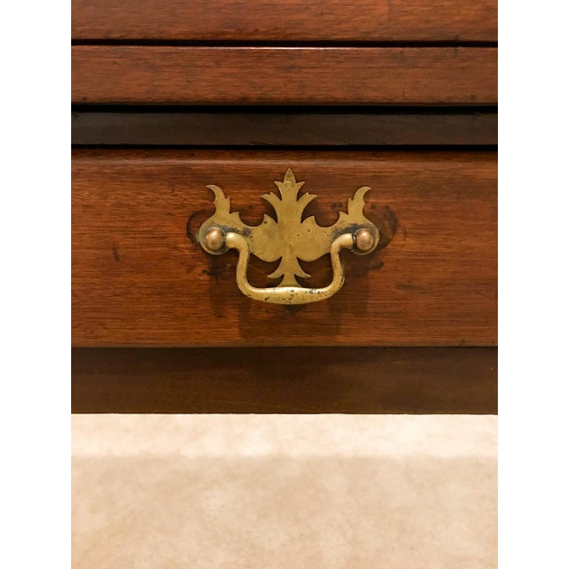 18th Century George II Mahogany Card Table For Sale - Image 9 of 13