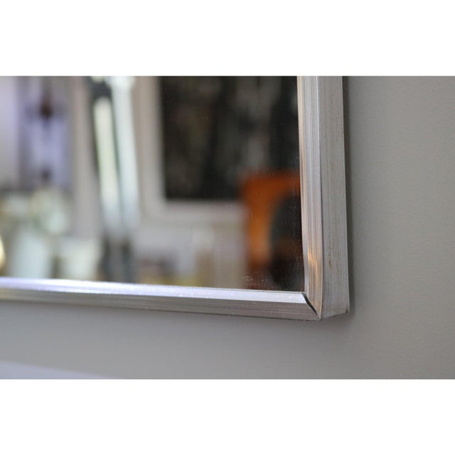 Modern Decorative Mirror Greg Copeland Style Eglomise. For Sale - Image 3 of 12