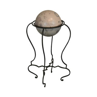 Replogle Iron Base Standing Floor Globe