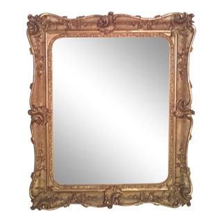 "Civil War Era Rococo Frame 34 1/2"" X 27 1/2"" For Sale"