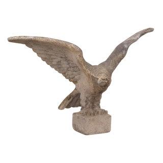 Swedish Large Cast Stone Eagle For Sale