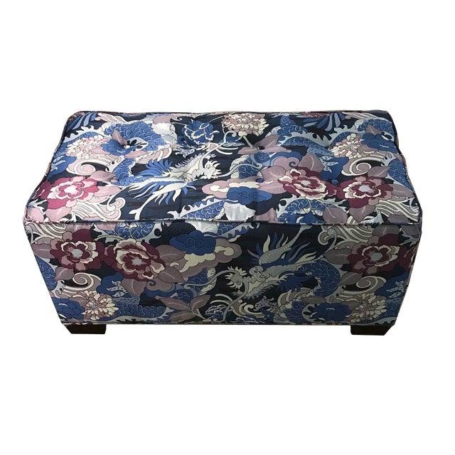Modern Robert Allen Custom Bench For Sale