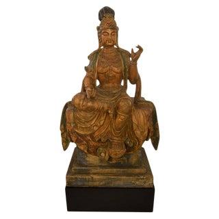 Hand Carved Buddah For Sale