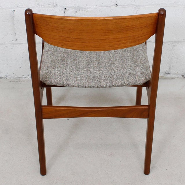 Danish Teak Dining Chairs - Set of 4 - Image 7 of 10
