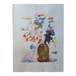 Robert Hettler Still Life Abstract Drawing