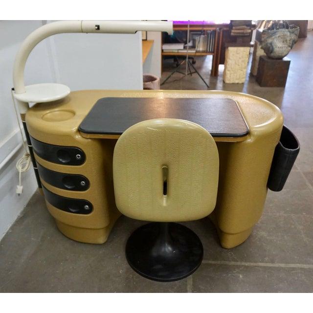 Polyurethane Desk by Ernst Igl For Sale - Image 10 of 10