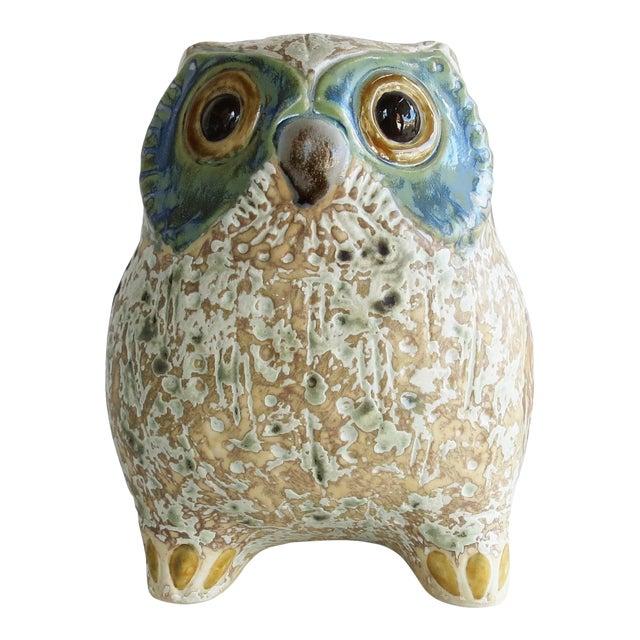 Antonio Ballester A Lladró Little Eagle Owl Figurine For Sale