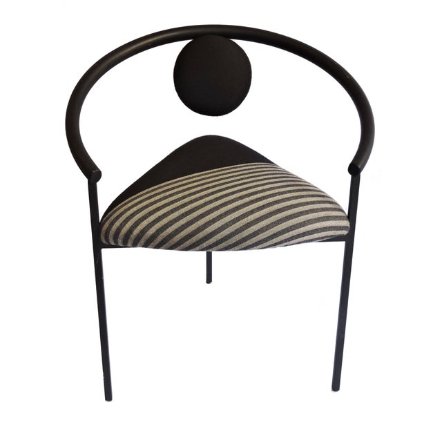 Memphis Design Style Chairs - A Pair - Image 1 of 4