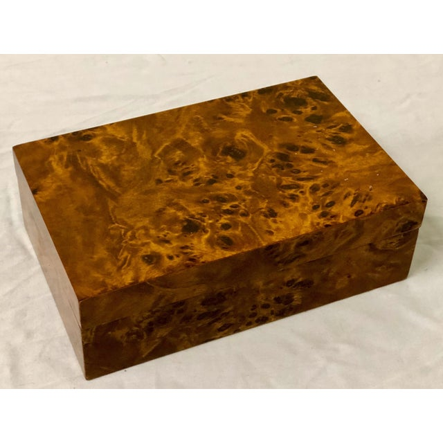 Italian Burlwood Boxes - A Pair - Image 2 of 9