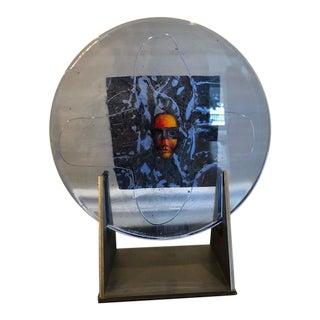 Bertil Vallien Modern Glass Art Sculpture For Sale