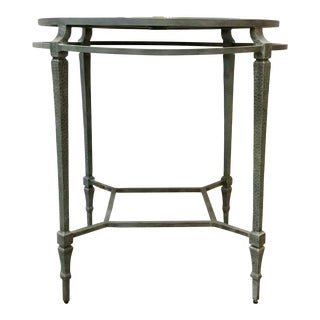 Lane Venture Modern Outdoor High Top Table For Sale
