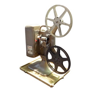 Cinema Projector by the Keystone Company, Circa 1933, 8mm Antique For Sale