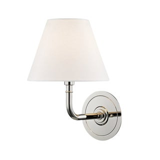 Signature No.1 1 Light Wall Sconce - PN For Sale