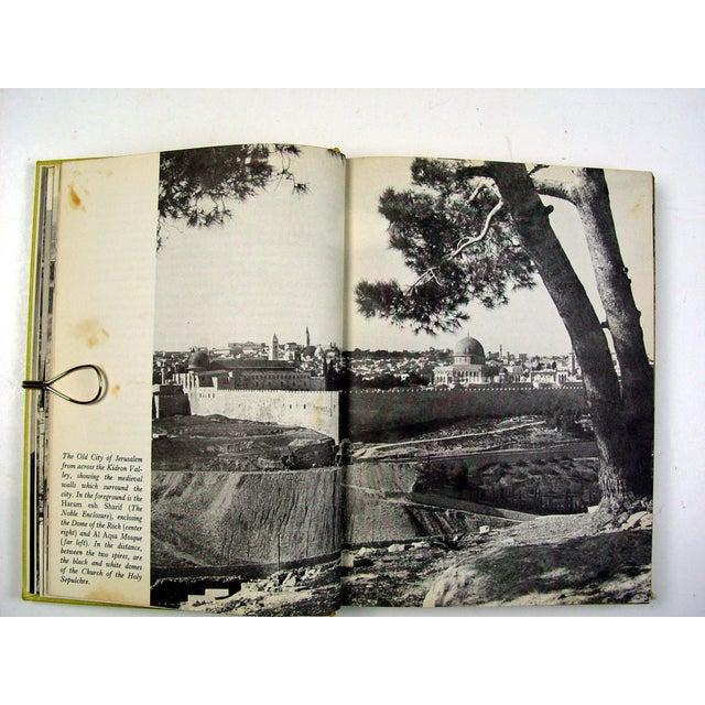 Mid-Century 'Jordan: The Holy Land' Book - Image 5 of 8