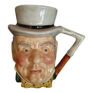 Mr. John Bull Toby Mug For Sale