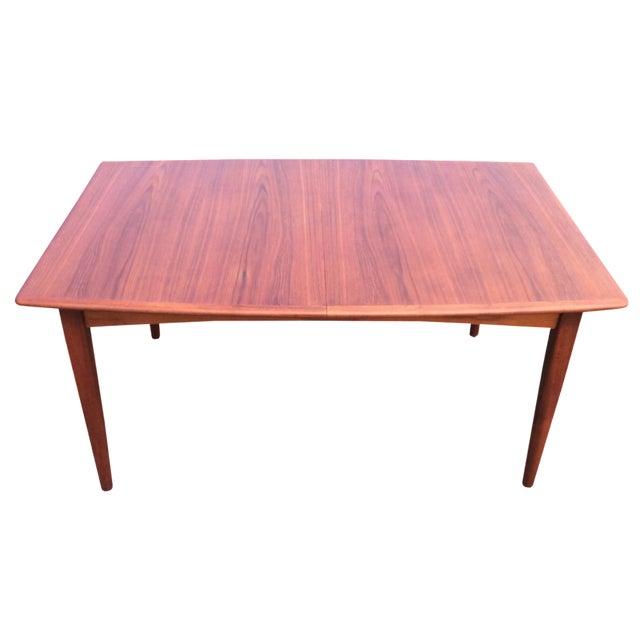 Refurbished Falster Teak Dining Table - Image 1 of 11