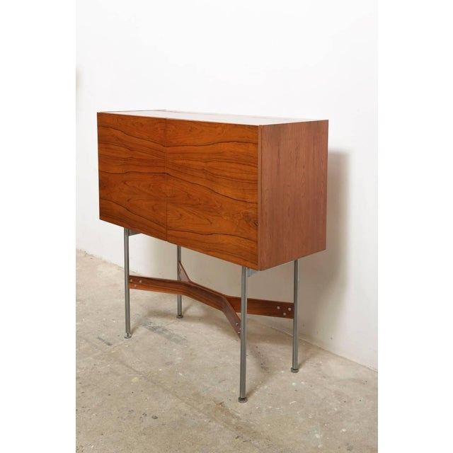 High bar sideboard designed by Rudolf Glatzel for Fristho, Netherlands, 1962. In very good condition. In 1921 in Huizum,...