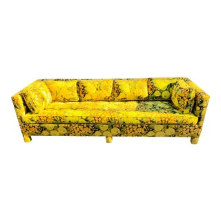 1970s Vintage Billy Baldwin Original Sofa For Sale