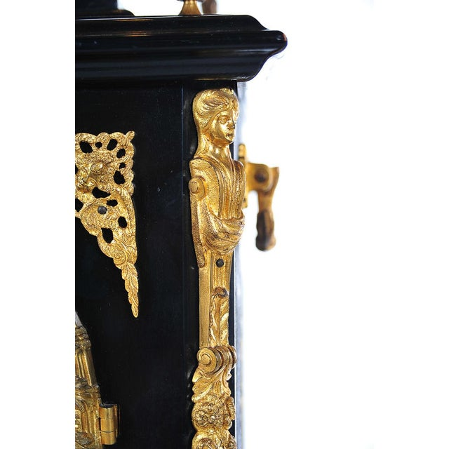 A rare and impressive 19th century English Regency Triple Fuse Repeater 8-Days Bracket Clock, Westminster, Cambridge &...