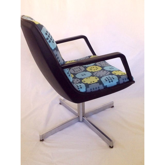 Mid-Century Modern Office Chair - Image 5 of 5