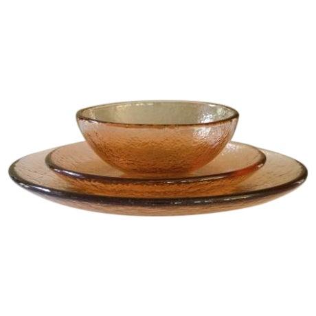 Copper Fire & Light Salad Bowl - Image 4 of 4